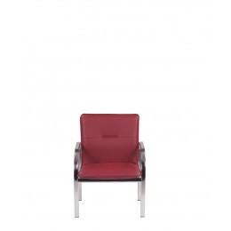 Купить Офисная мягкая мебель STAFF-1 chrome