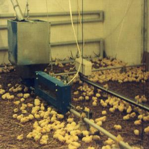 De la maquinaria para la cultivación de suelo broylerov OPB