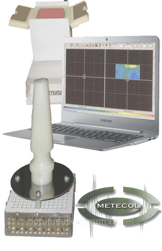 Термограф контактный цифровой ТКЦ-1 для ранней диагностики опухолевых заболеваний молочной железы (МЖ), первичного отбора больных и групп риска; контроль развития болезни и эффективность лечения