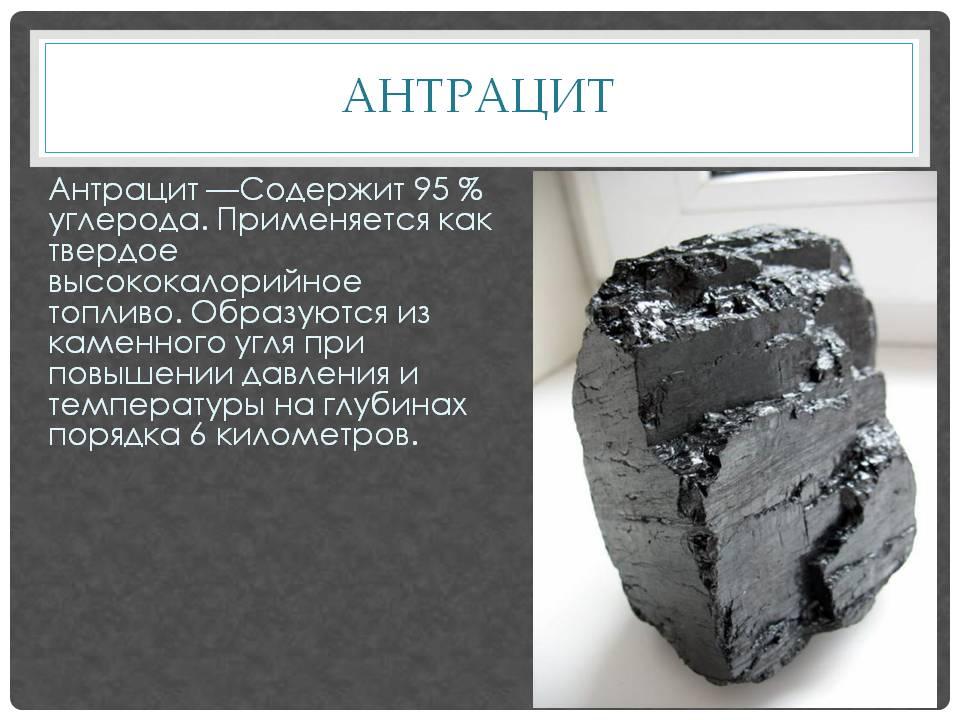 Каменный Уголь Презентация По Химии 10 Класс Скачать