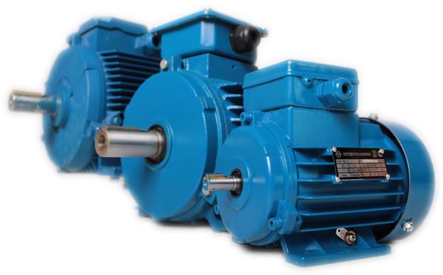 Электродвигатель асинхронный трехфазный T56A4