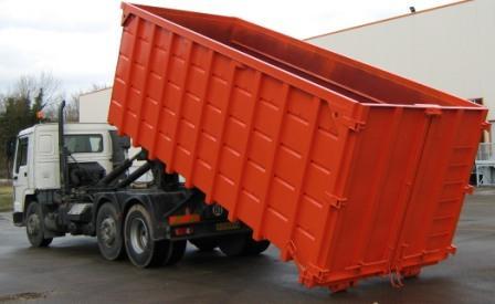 Купити Контейнери сміттєві металеві для зберігання й транспортування промислових відходів від 7 до 40 м3