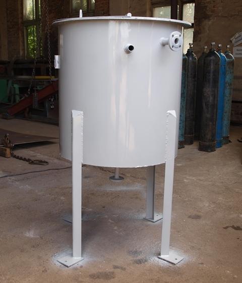 Емкость воды отделения грануляции