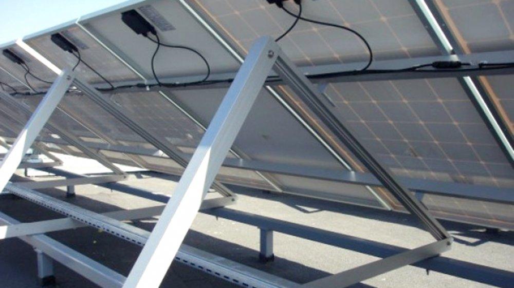 Купить Крепления для солнечных панелей