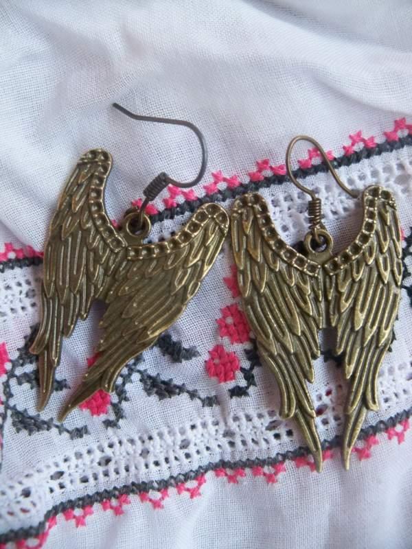 Buy Earrings wings