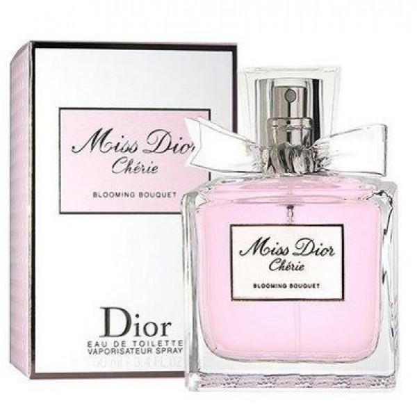Купить Женская туалетная вода Dior Miss Dior Cherie Blooming Bouquet 100 мл Реплика