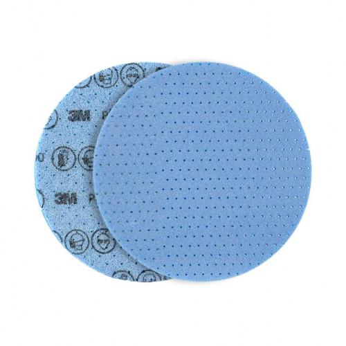 Купить 33541 Гибкий абразивный диск на вспененной основе D150 Р1000, 3М