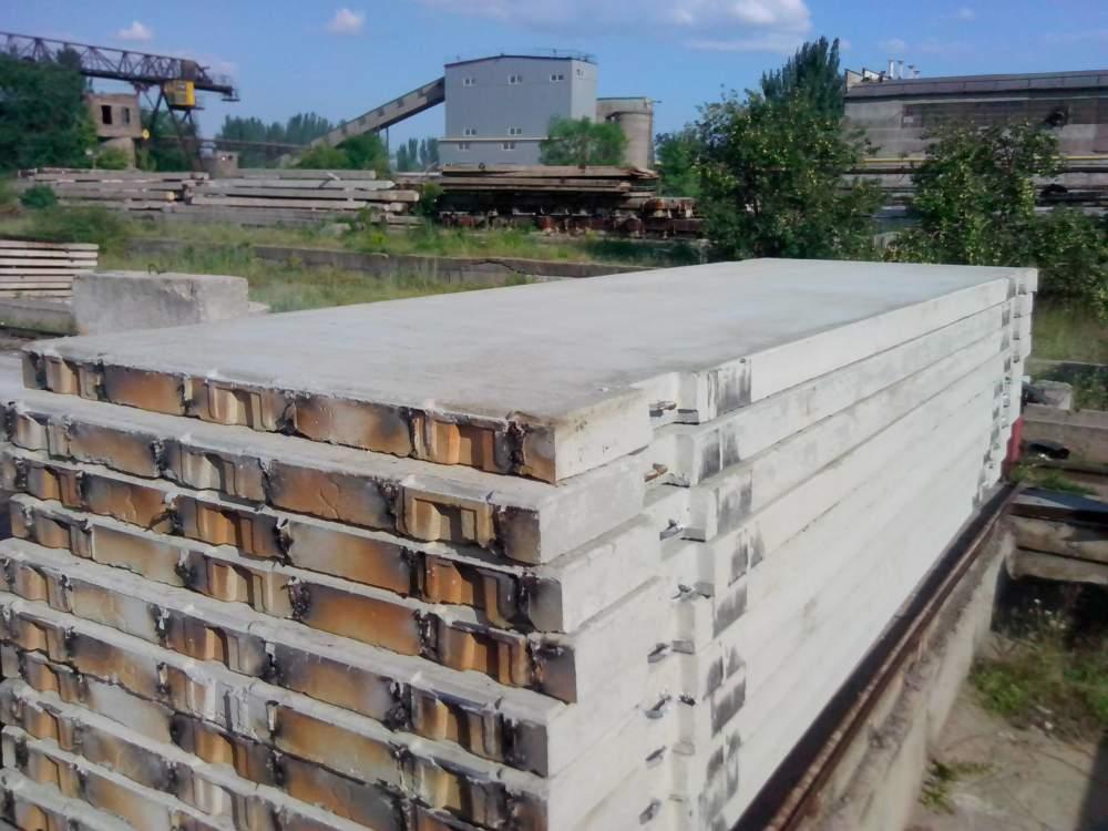 Плиты железобетонные аэродромные длина плит перекрытия размеры