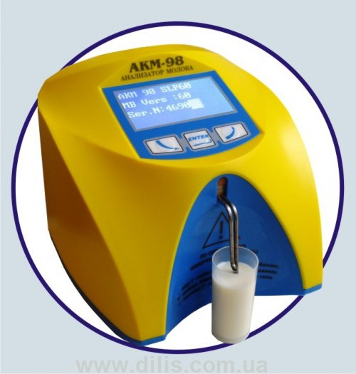 "Анализатор качества молока АКМ-98 ""Фермер"""
