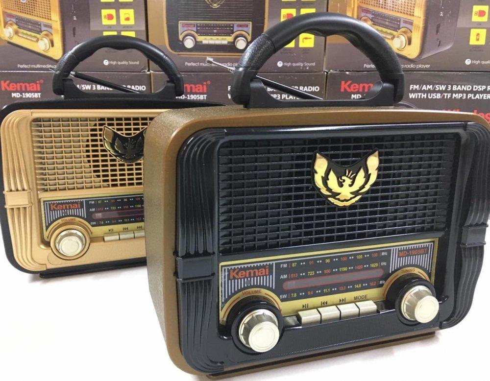 Купить Радиоприёмник-колонка Kemai MD-1909BT