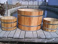 Купель - ванна для сауны (дуб )