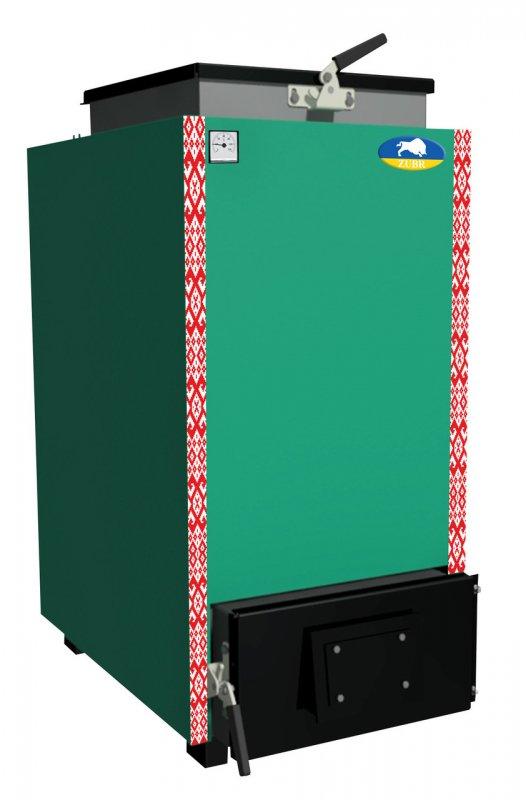 Шахтный котел Холмова Zubr-Termo - 55 кВт. Сталь 5 мм!