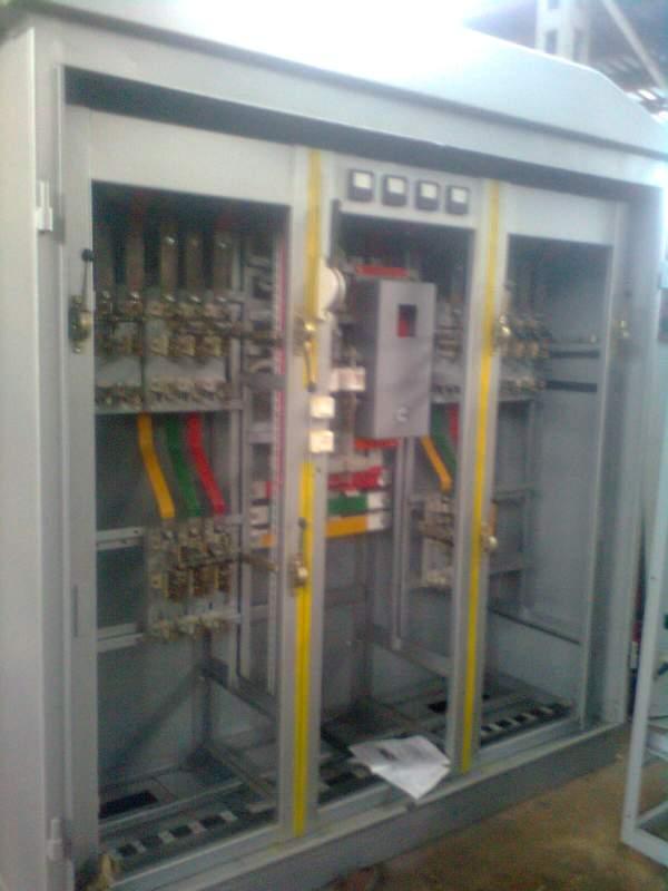 Купить Трансформаторная подстанция для городских сетей КТПГС 630