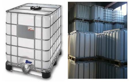 Купить IBC-container, емкость кубическая