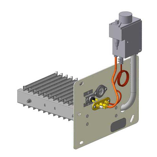 Купить Газовая автоматика (Горелочные устройства) для котлов Житомир Atem