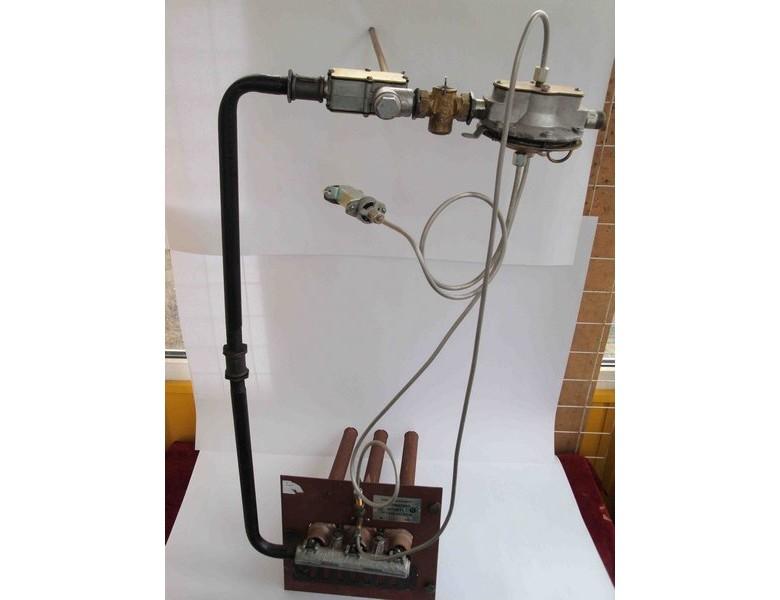 Купить Газовая автоматика АПОК-1 к котлам отечественного производства (КЧМ, КСТГ, КСГ)