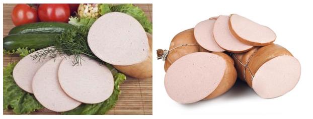 Деликатесная Вареная колбаса
