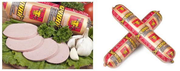 Вареные колбасы от производителя ПМР «Вкусный»