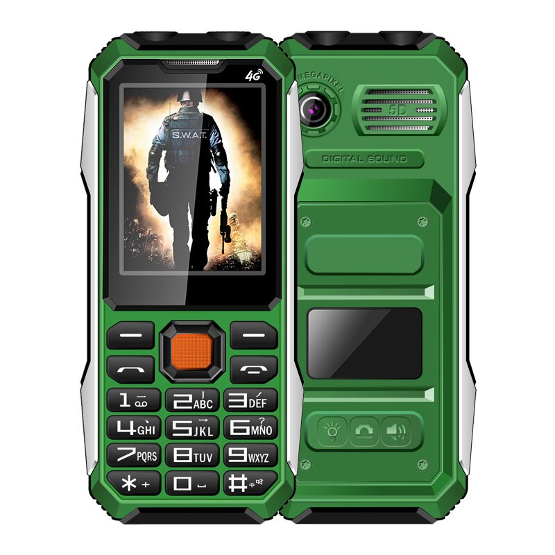 Купить H-Mobile A6 green