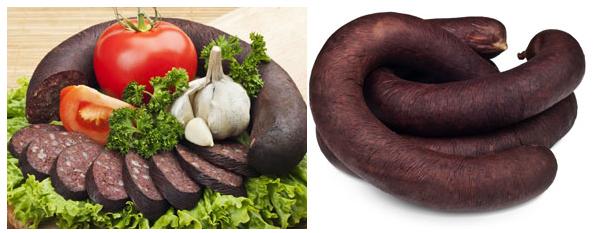 Купить Кровянка «Фермерская» Кровяные колбасы