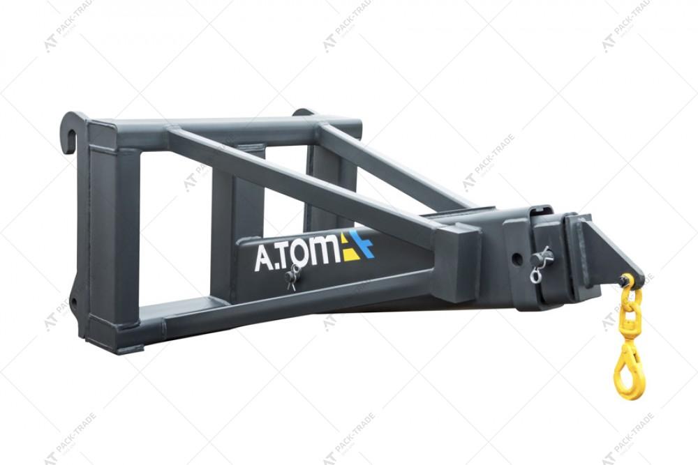 Купить Стрела крановая А.ТОМ 4000 (на телескопический погрузчик)