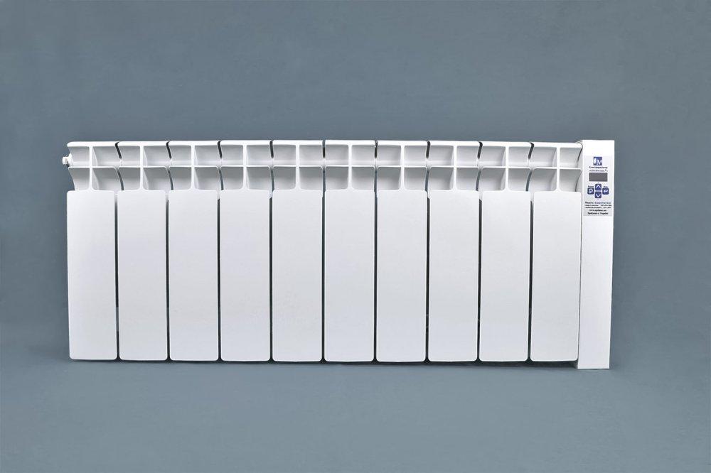 Электрическая батарея на 10 секции Mini 1200Вт