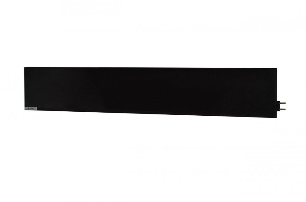 Керамический плинтусный обогреватель тмStinex, Ceramic 140/220 (ML) Black