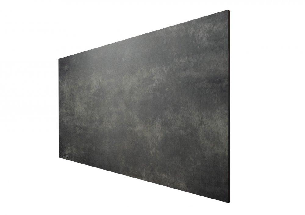 Керамический обогреватель конвекционный Viterm, PLAZA CERAMIC 700-1400Вт Thermo-control Black