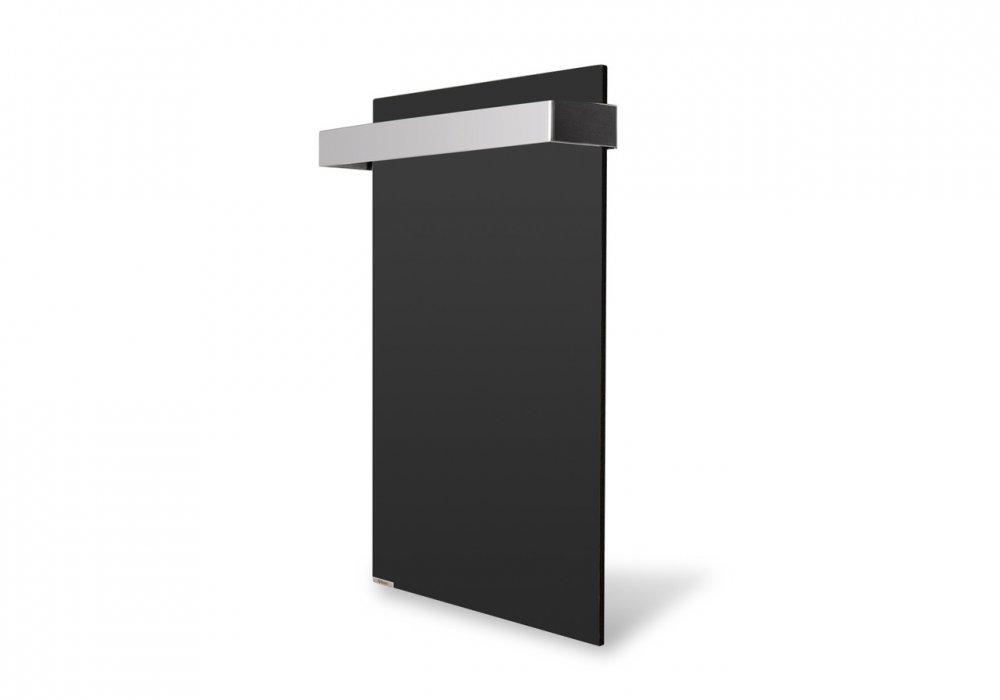 Инфракрасный обогреватель Viterm, Ceramic 250Вт TOWEL Black vertical