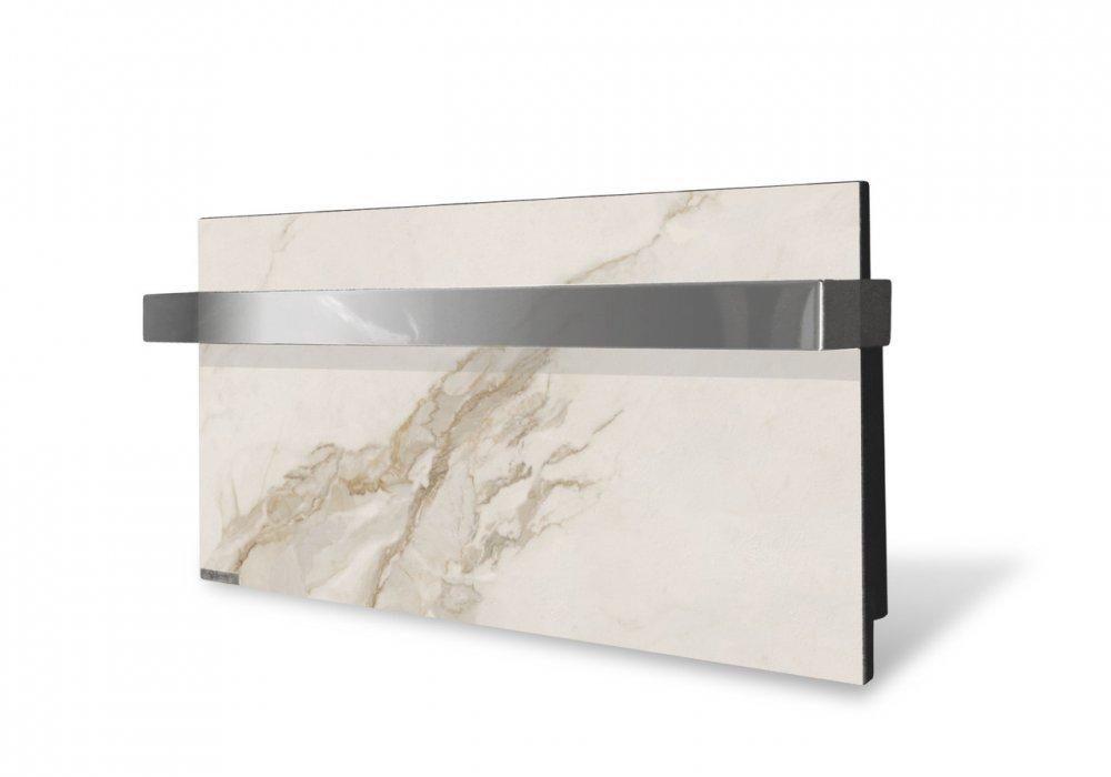 Инфракрасный обогреватель Viterm, Ceramic 250Вт TOWEL White marble horizontal