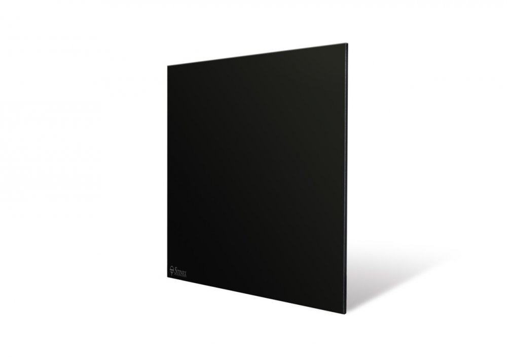 Керамический обогреватель конвекционный Viterm, PLAZA CERAMIC 350-700Вт Thermo-control Black