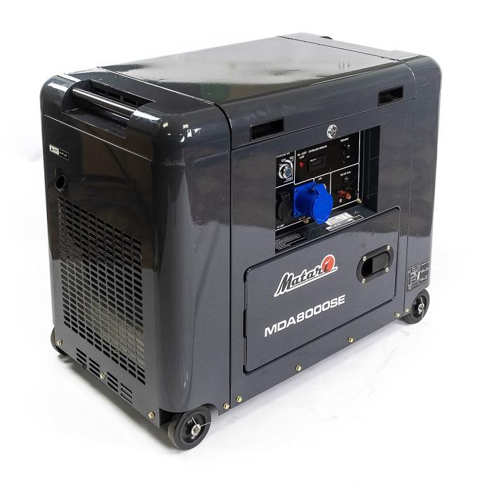 Купить Дизельный генератор Matari MDA8000SE