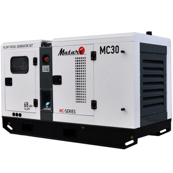 Купить Дизельный генератор Matari MC30