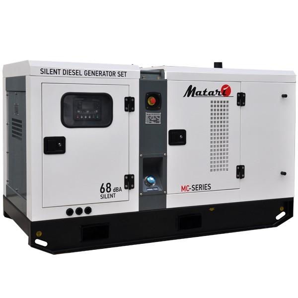 Купить Дизельный генератор Matari MC20S