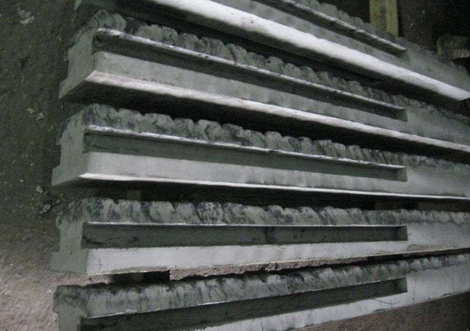 Купить столбы из бетона для забора цена приготовить песочно цементный раствор