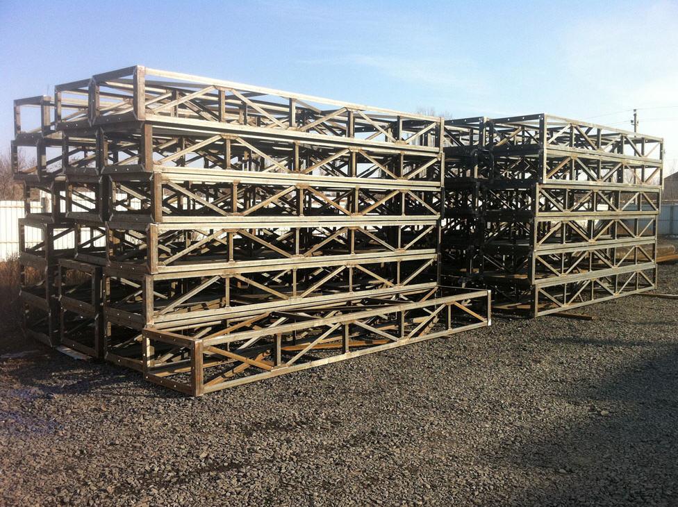 металлоконструкции для конвейеров