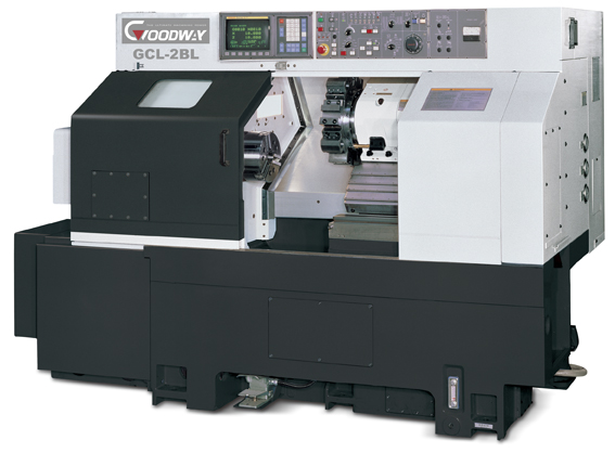 Станок токарный Goodway мод. GCL-2B с ЧПУ FANUC 0-iTD Т