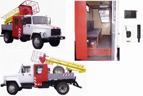 Buy Tower vehicle telescopic TVG-15N