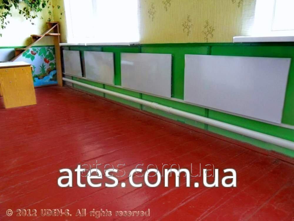 Настенные инфракрасные тёплые панели УДЭН-500 УДЭН-700 стандарт универсал