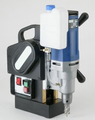 Сверлильный станок на магнитном основании FE 40А (Сверление кольцевой фрезой Ø до 35мм, станок с автоподачей