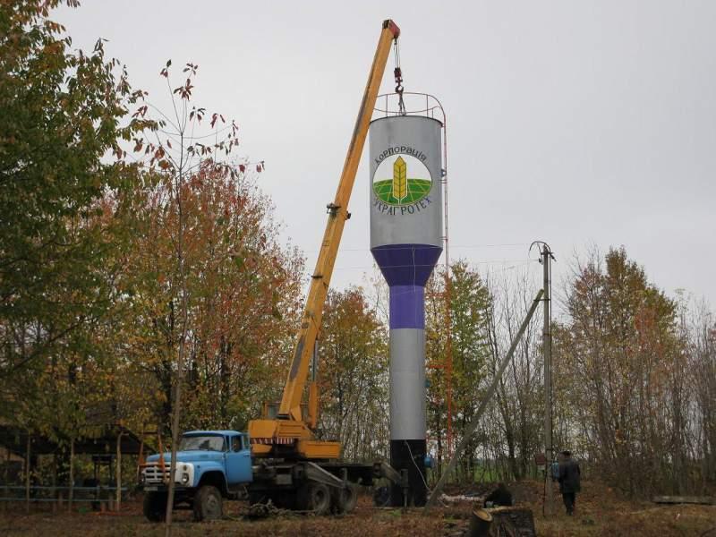 Buy Water tower of system of Rozhnovsky VBR-25