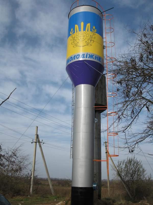 Buy Water tower of system of Rozhnovsky VBR-15