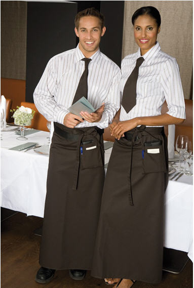 Buy Uniform for restaurants, bartenders, waiters, and cooks