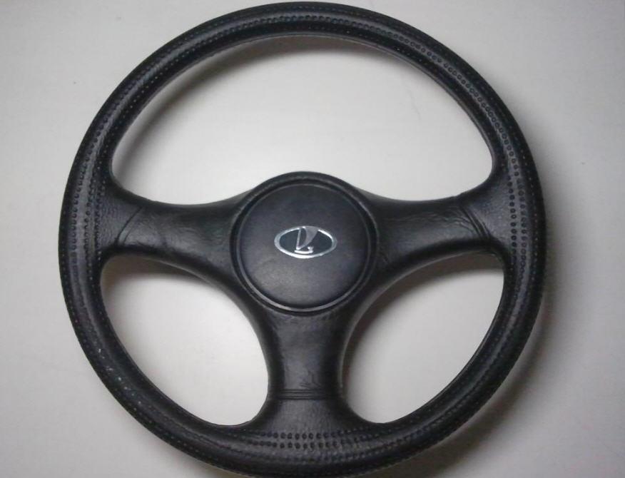 ВАЗ 2107: тюнинг рулевого колеса своими руками