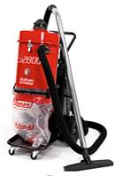 Промышленные пылесосы Ermator S 2800