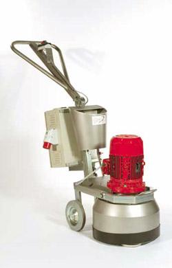 Шлифовальная машина для бетонных полов PM535, Power-max