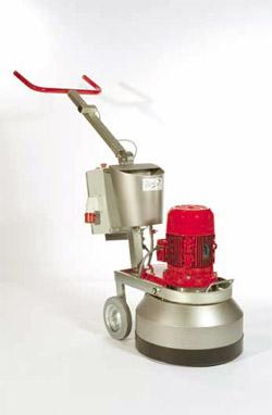 Шлифовальная машина с регулируемым противоположным движением PM580,  Power-max