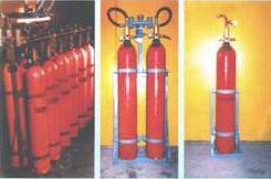 Купить Батарея газового пожаротушения МГП 1-от 25 до 100 л.