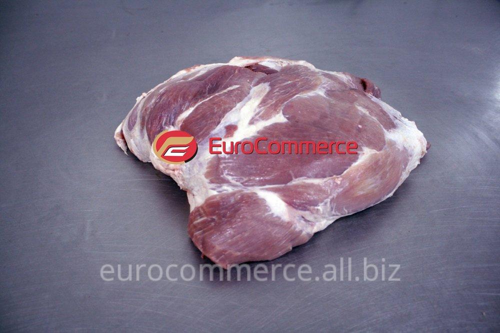 Купить Лопатка свиная
