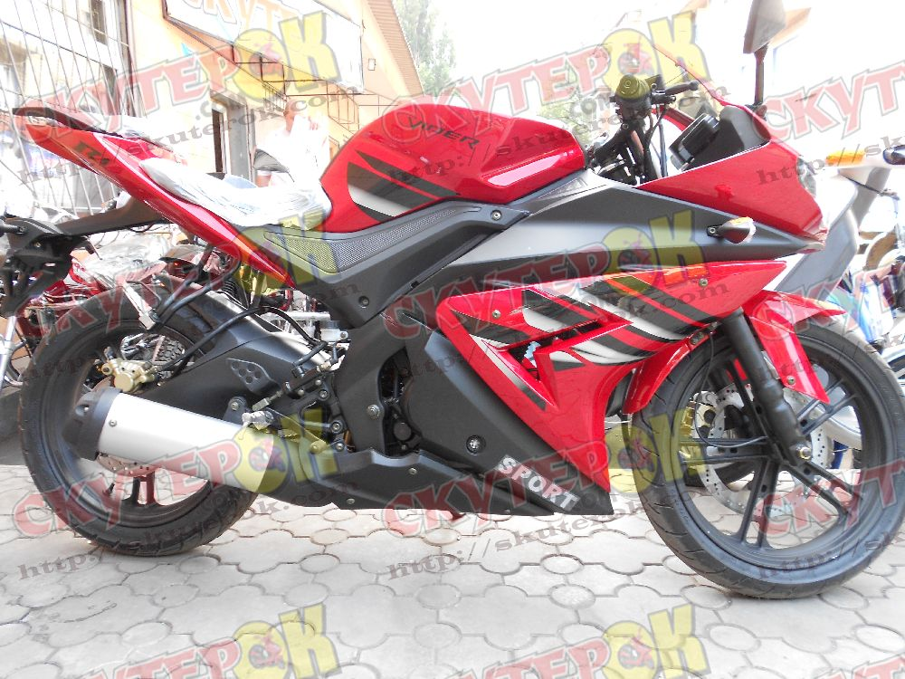 Мотоцикл viper zs250 r1 250 см3